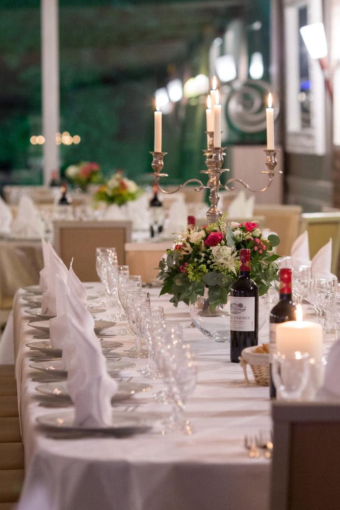 Réception, table des mariés, mariage